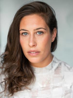 Laura Tindle Headshot Side Hair