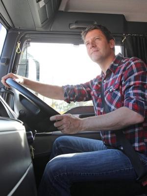 2017 Tony Smith truck driver
