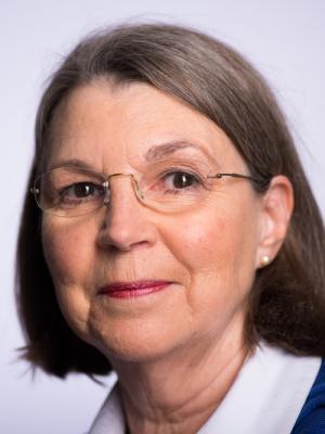 Angela White - closed smile headshot