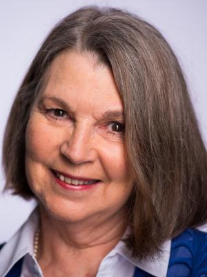 Angela White - open smile without glasses headshot