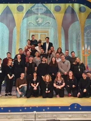 Sleeping Beauty Cast and Crew
