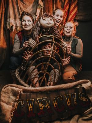 Wild Wilma by Moth Physical Theatre
