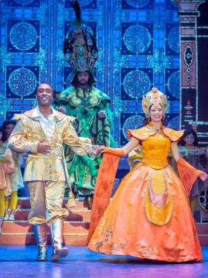 2020 Princess Jasmine · By: Hull New Theatre