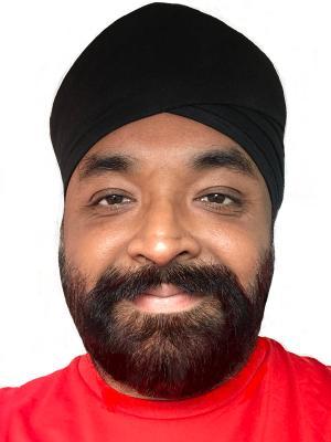 Amerdeep Singh Sidhu