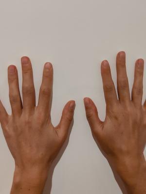Felicity Bown - Hands
