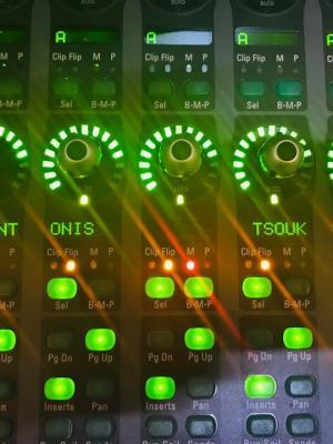 2020 Pro Tools Mixing Desk · By: Antony Tsoukatos
