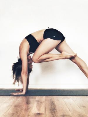 2020 Dancer, teacher, yoga instructor · By: Laura Tye