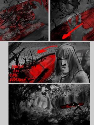 2020 Storyboard for Horror Film 01 · By: Jean Claude De La Ronde