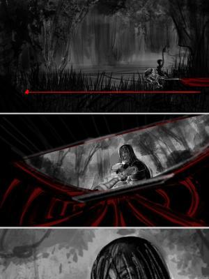 2020 Storyboard for Horror Film 03 · By: Jean Claude De La Ronde