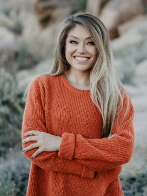 Daisy Chavez, Model