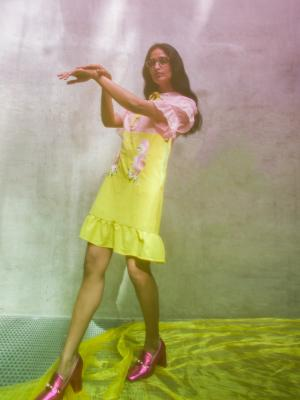 2019 Model Test Shoot · By: Marissa Charles