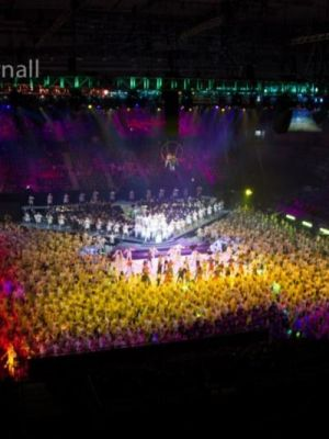 The Victorian State School Spectacular · By: Paul Yarnell