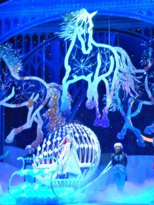 Cinderella at Nottingham Playhouse · By: Helen Lainsbury