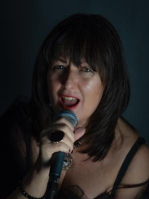Jazz singer profile image