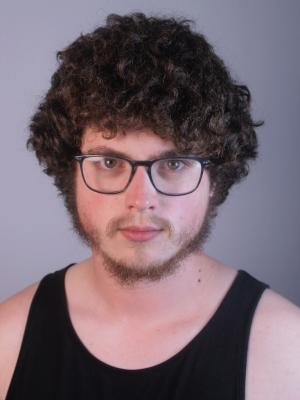 2020 Recent Headshot with Glasses