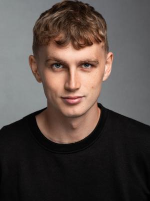2020 Joseph Womersley no beard head shot · By: Kate McDonald
