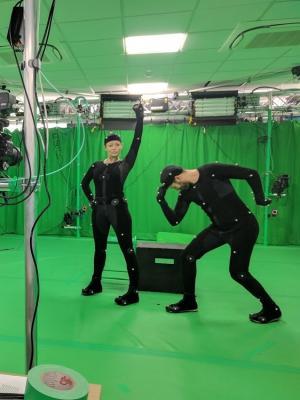 MOCAP Showreel - Physical Performance