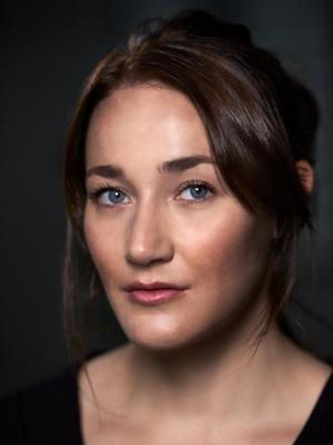 Danielle Adkins Theatrical Headshot