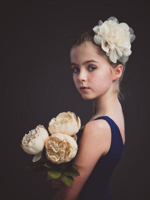 2020 Vintage ballerina · By: Branka Ilic