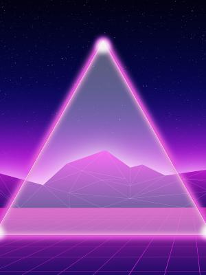 Synthwave Compilation Front Cover