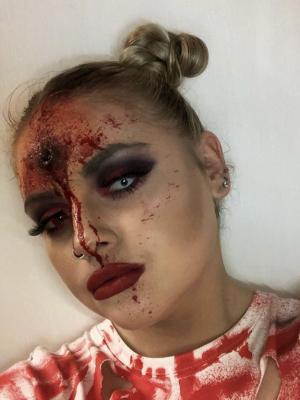 2020 Bullet wound Halloween · By: Chan