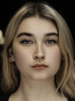 2020 Ella Dorman-Gajic Headshot · By: Charlie Sambrook