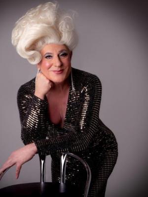 2020 Drag queen · By: Eleanor Farr