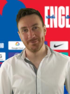 England Steve!