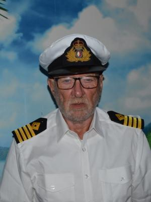 Captain Mike Parish