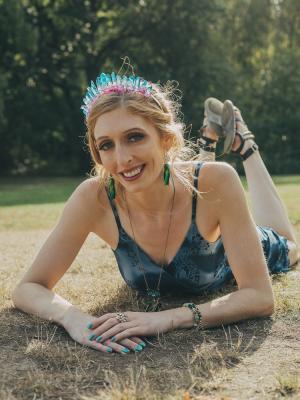 2020 Emma Bryant Mermaid · By: Tara Rooney
