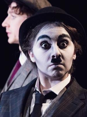 Lucy Ioannou (as The Tramp in Chaplin: Birth of a Tramp)