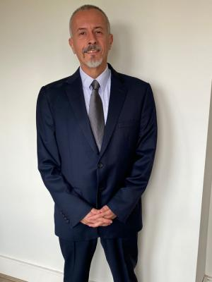 2020 Dave in Suit · By: Kim Walsh