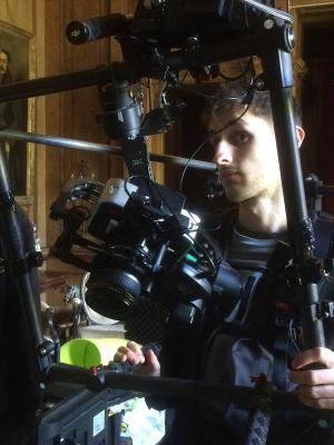 2017 Director of Photography for Myth in Shadow · By: Max Franco