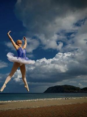 Ballet on the Pier