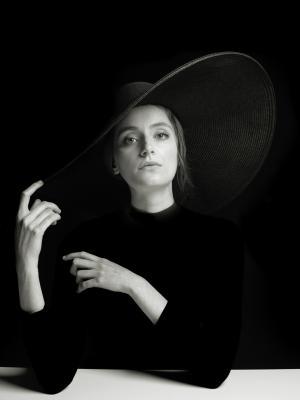 2020 Emma Nihill hat portrait · By: Ion Paciu