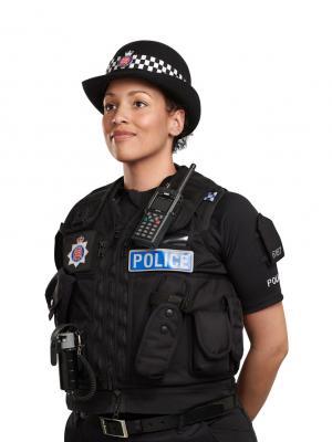 Uniformed Officer
