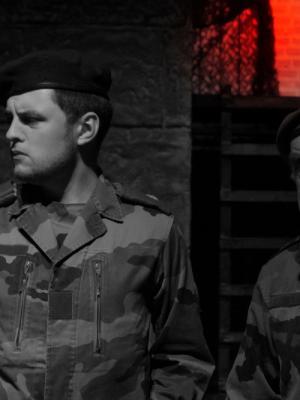 As Malcolm in Macbeth