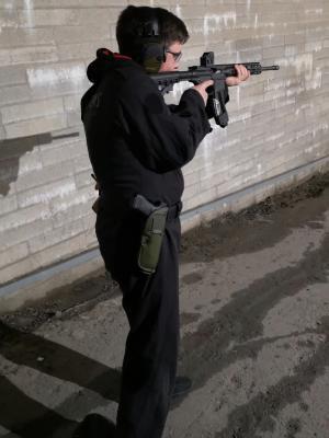 Bare Arms Theatrical Firearms Course