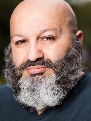 2020 Bearded Headshot by Philip J Vernon 25.07.20 · By: Philip Vernon