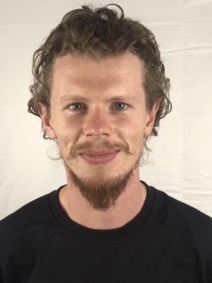 Hair/Beard Headshot