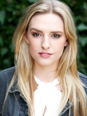 Headshot by Claire Grogan