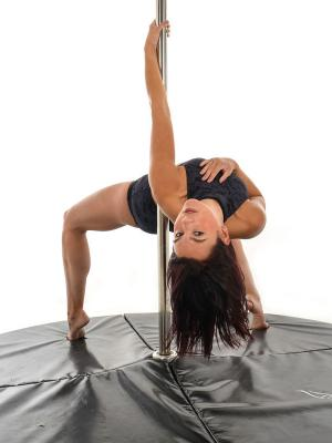 Pole Fitness Photo Shoot