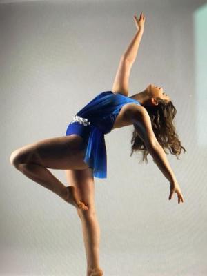 Brooke Dance portrait November 2020