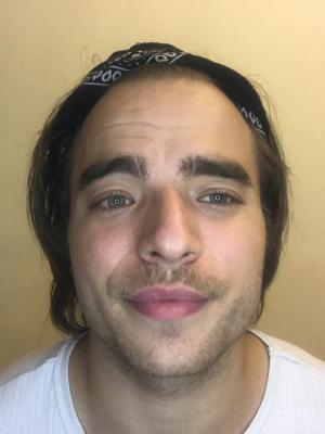 Selfie headshot nofilter