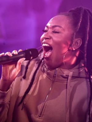Mahalia Fontaine, Singer