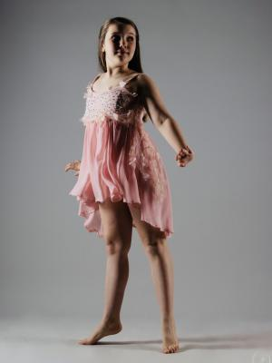 2020 Khlie Age 9 dance pose shoot · By: Hannah Todd