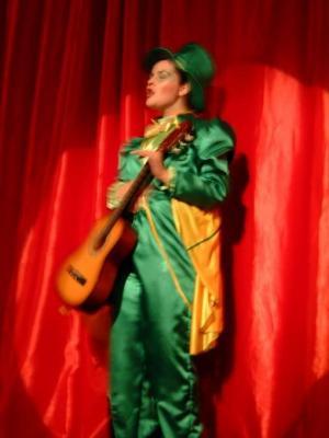 Kyriaki kid's performance