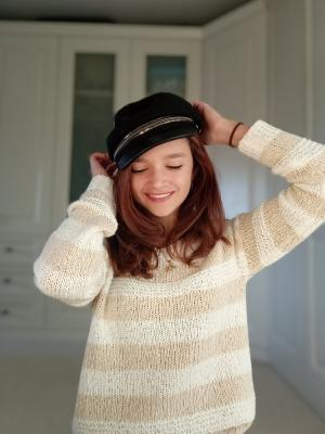 Libby Mardell-Lines - Hat