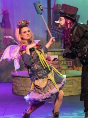 Fairy Heinz (Jack and The Beanstalk)