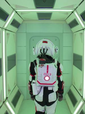 Space Challenge Sci-fi TV series